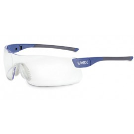 Precision Pro Safety Glasses with Blue Mist Anti-Fog Lens