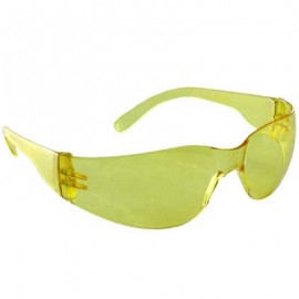 Radians Mirage Safety Glasses-Amber Lens 1 Pair