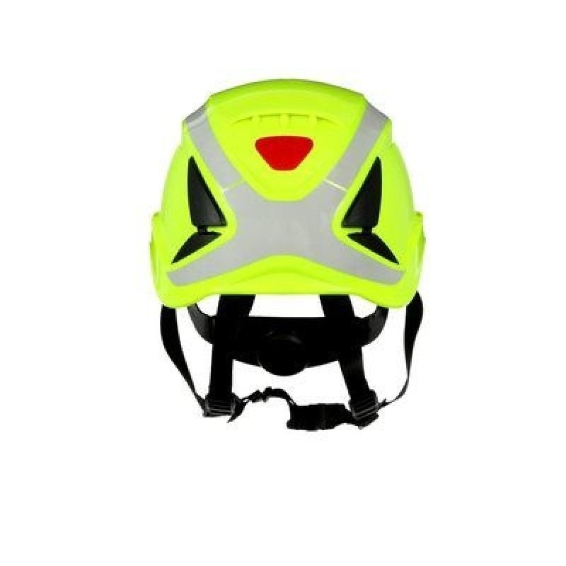 3M™ SecureFit™ Safety Helmet, X5014X-ANSI,  HVGreen (Case of 4)