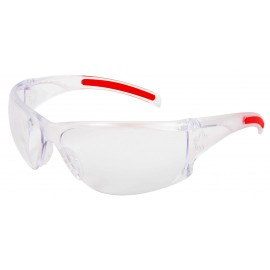 Mcr HK110 - HellKat Clear Lens Safety Glasses 12/Pairs