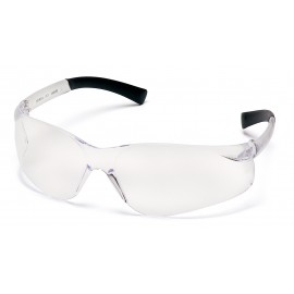 Pyramex Safety - Ztek - Clear Frame/Clear Lens Polycarbonate Safety Glasses - 12 / BX