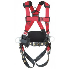 3M™ PROTECTA® PRO™ Construction Style Positioning Harness 1191210, X-Large