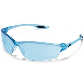 MCR Law2 Safety Glasses Light Blue Lens 1/DZ