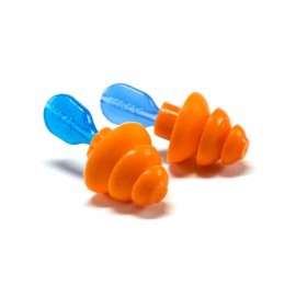 Pyramex RP4000 Reusable Push-in Uncorded Earplugs (50 Pairs/Box)
