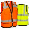 Radians SV59 Safety Vest - Class 2 - Surveyor - Heavy Duty Mesh (1 EA)