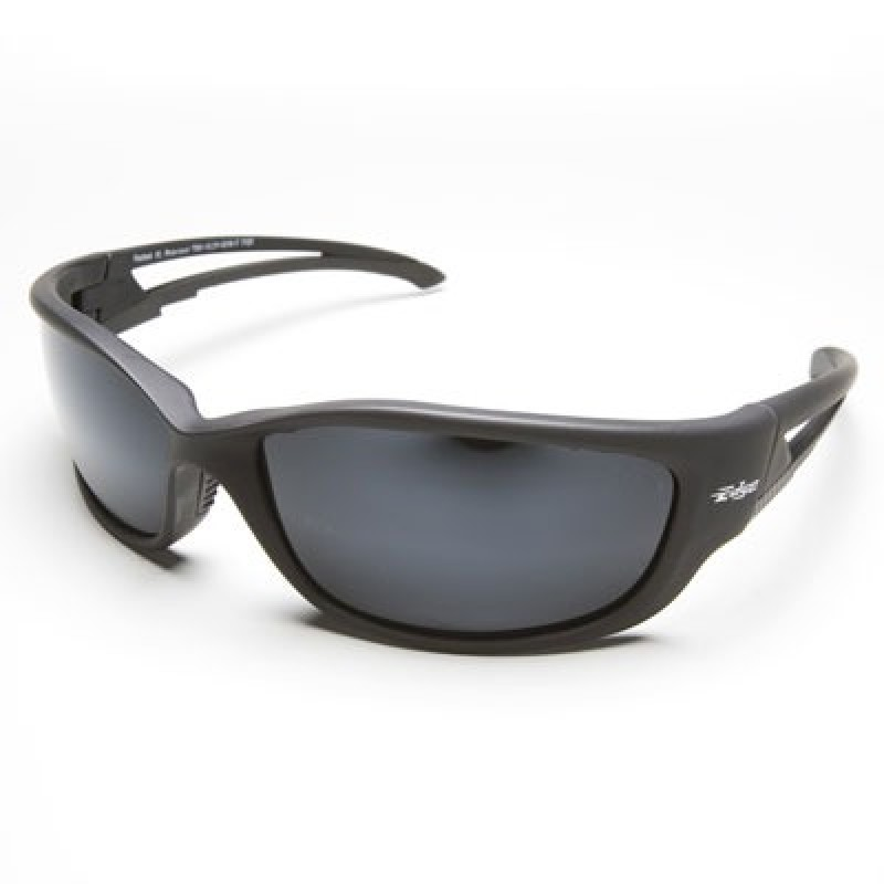 Edge Kazbek Polarized Safety Glasses - Smoke Lens
