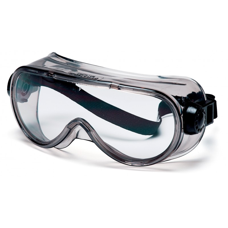 Pyramex Safety - Goggles - Chem Splash-Clear Anti-Fog Polycarbonate Safety Glasses - 12 / BX