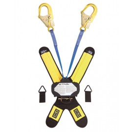 3M™ DBI-SALA® Talon™ Twin-Leg Quick Connect Self Retracting Lifeline, Web 3102000