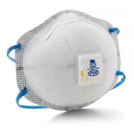 3M™ 8576 P95 Particulate Respirator with Nuisance Level Acid Gas Relief (Box of 10)