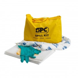 Portable Economy Spill Control Kit - Oil Only Application