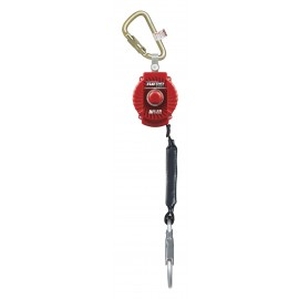 Honeywell MFL-1-Z7/6FT Miller 6-ft TurboLite  Steel Twist-Lock Carabiner