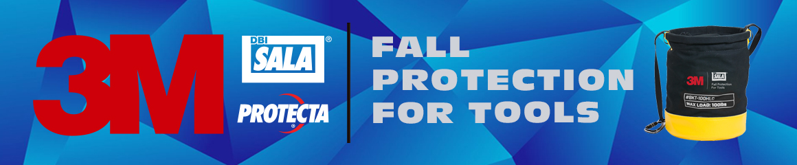 3M Fall Protection for Tools