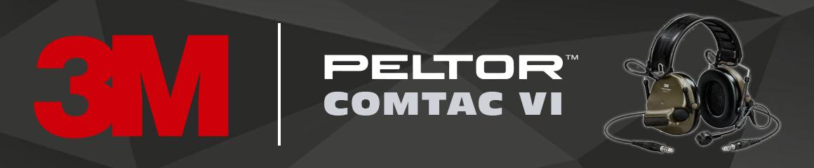3M Peltor Comtac VI